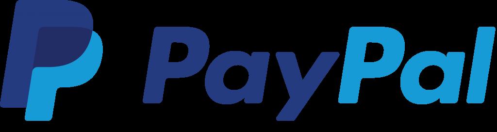 paypal logo we use paypal