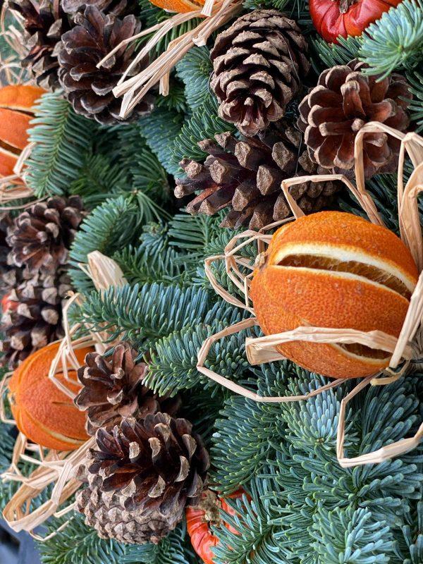 Northumberland Christmas Wreaths for sale