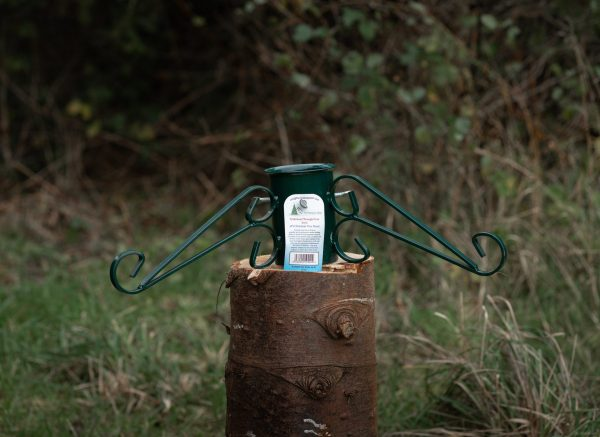 dark green Traditional christmas tree stand for sale